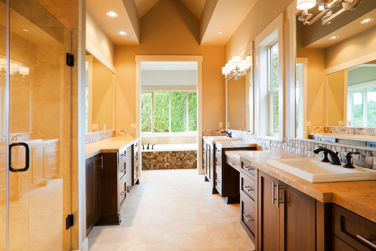 Pristine construction inc for Bathroom remodel 85382
